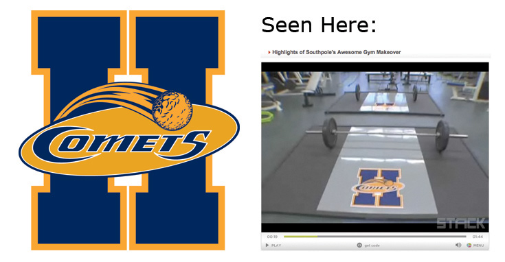 Hackensack, NJ High School Logo